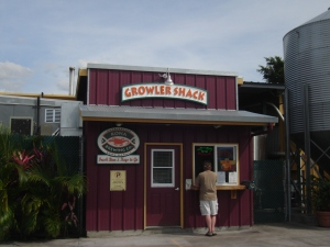 "Kona ""Growler Shack"" 2009"