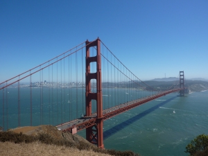 The Golden Gate by LushC 2010