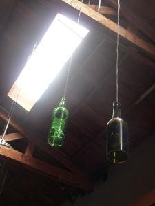 Hangin' Bottles at Social