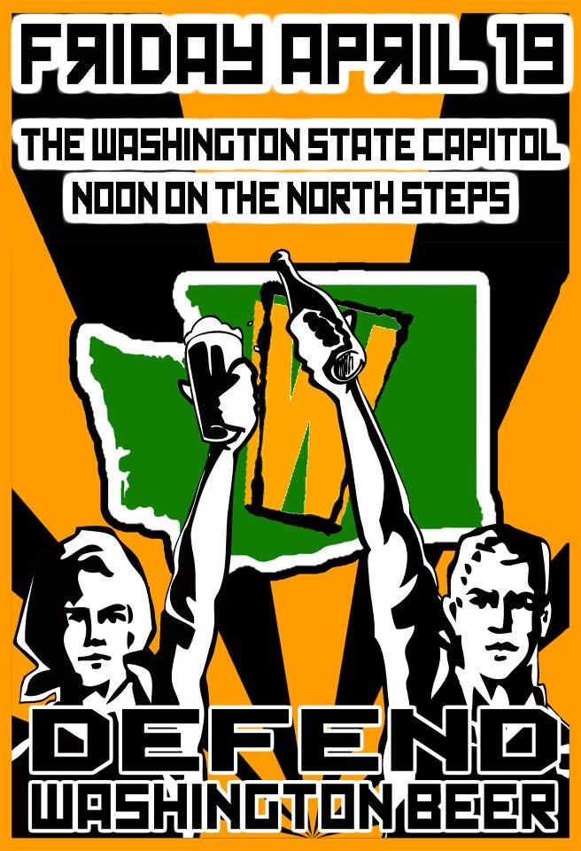 Defend Washington Beer – Press Release
